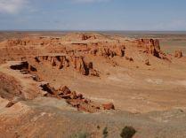 Die Red Cliffs bei Bayanzag