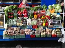 Gemüse fürs Ratatouille
