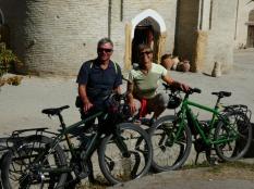 Stadtrundfahrt mit dem Rad