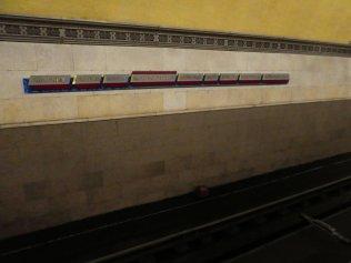 Anzeige der Stationen