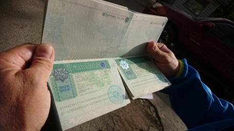 Das laaang erwartete Turkmenistan Visum
