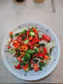 Salat, so gesund