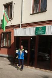 Juhu, das Visum für Turkmenistan ist endlich da