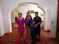 Ayimgul und ihre Familie