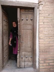 Türen von Khiva 01