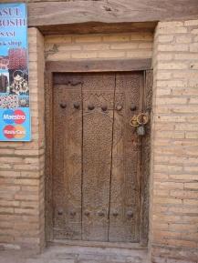 Türen von Khiva 03