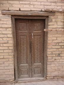 Türen von Khiva 07