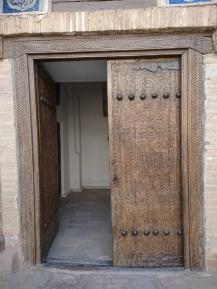 Türen von Khiva 09