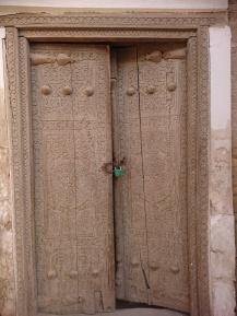Türen von Khiva 12