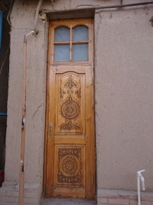 Türen von Khiva 14
