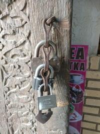 Türen von Khiva 32