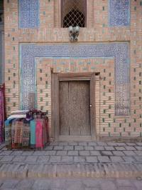 Türen von Khiva 36