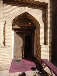 Türen von Khiva 39