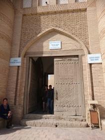 Türen von Khiva 45