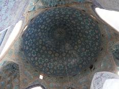 Kuppel der Jame Moschee