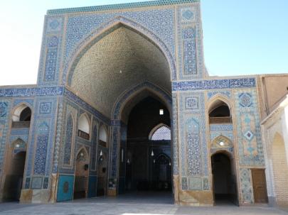 Iwan der Jame Moschee