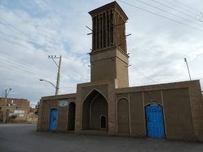 Windturm in Varzaneh