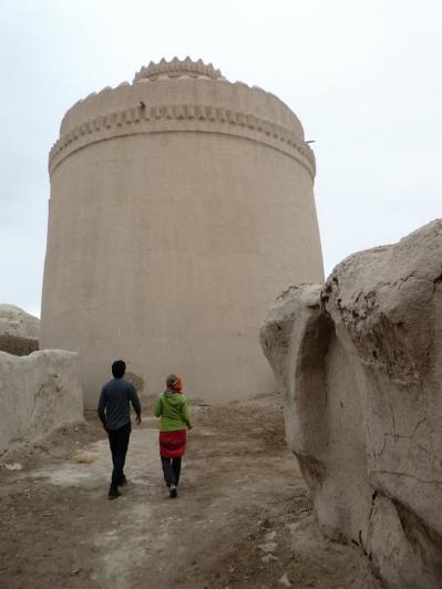 Ausflug mit Mojtaba