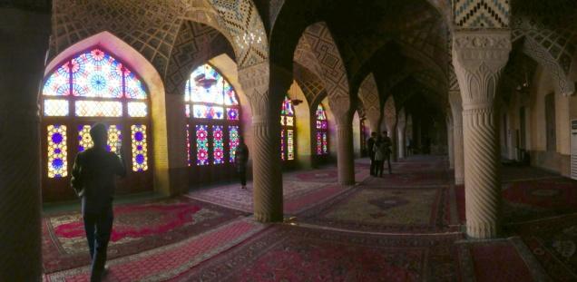 Nasr-ol-Molk-Moschee