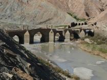 Alte Brückenreste