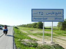 Persischer Golf - wir kommen