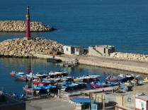 Hafen von Kangan