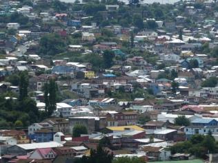 die bunten Häuser von Puerto Montt