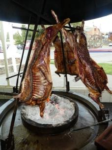 Asado - Lamm am Grill