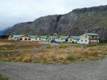 Unser Quartier das Fitz Roy Hostel Inn