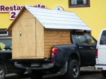 ungewöhnliches Wohnmobil