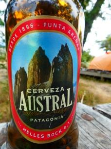 Chilenisches Bier