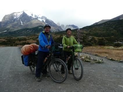 Abschied vom Torres del Paine Nationalpark