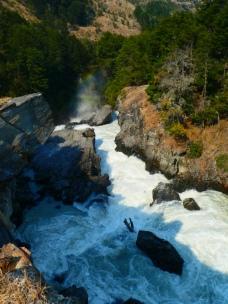 Wasserfall Mellizos