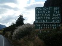 wir haben noch ein paar Kilometer vor uns...