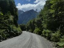 Über den Pass im Queulat Nationapark