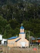 Kirche in Villa Amigual