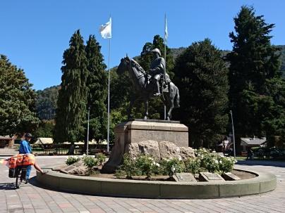 San Martin de los Andes - Plaza San Martin