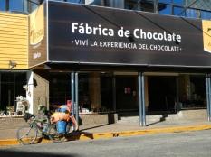 Chocolaterie in Bariloche