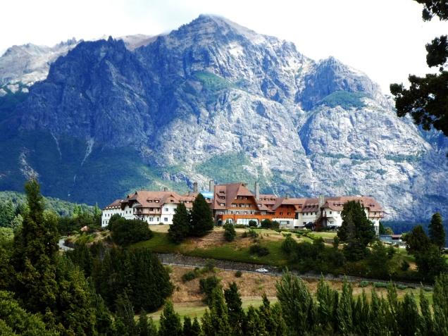 das berühmte Hotel Llao Llao
