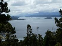 Blick auf den Nahuel Huapi-See