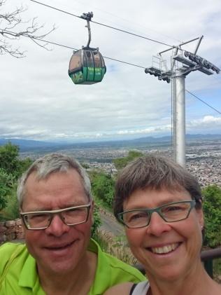 Cerro Bernardo - we did it by fair means