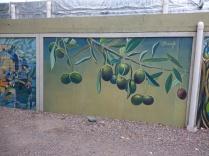 Oliven das dominierende Thema bei PasRai