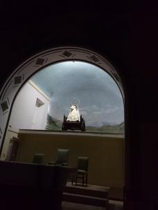 Virgen la Cordillera