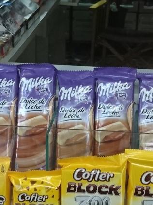 die argentinische Variante von Milka