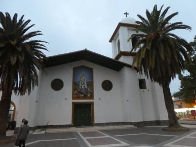 Iglesia de la Cordillera