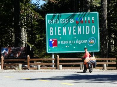 unsere 3. Einreise nach Chile