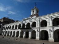 das Cabildo (Rathaus)