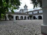 im Hof des Cabildo