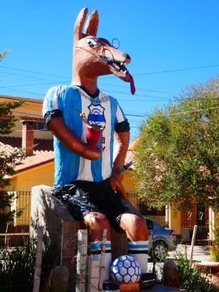 Argentinien-Klischees: Fussball, Mate, Lama
