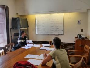 Spanischunterricht bei Juan José